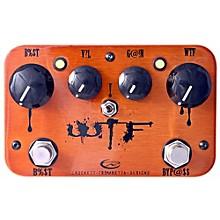 Open BoxRockett Pedals WTF Fuzz Guitar Effects Pedal