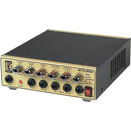 Eden WTX-260 Sub Compact Bass Head