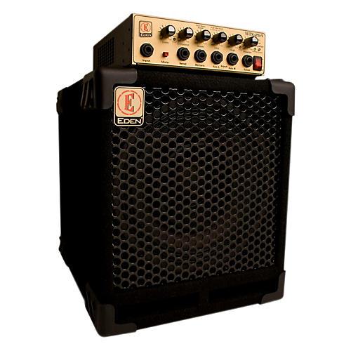 Eden WTX264 & EX110 260W 1x10 Bass Amp Pack Black