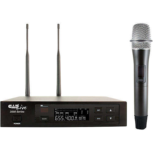 CAD WX3000R Wireless Handheld System-thumbnail