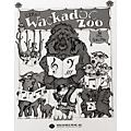 Shawnee Press Wackadoo Zoo (Book) Accomp/Perfomance Thumbnail