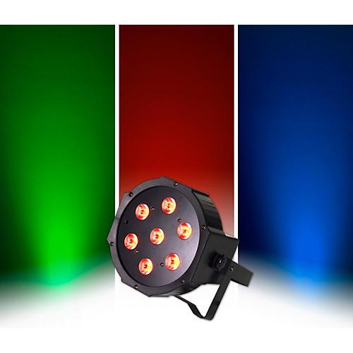 ColorKey WaferPar QUAD-W 7 RGBW LED Thin PAR Wash Light