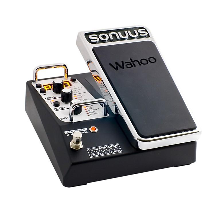 SonuusWahoo Analog Dual-Filter/Wah Pedal