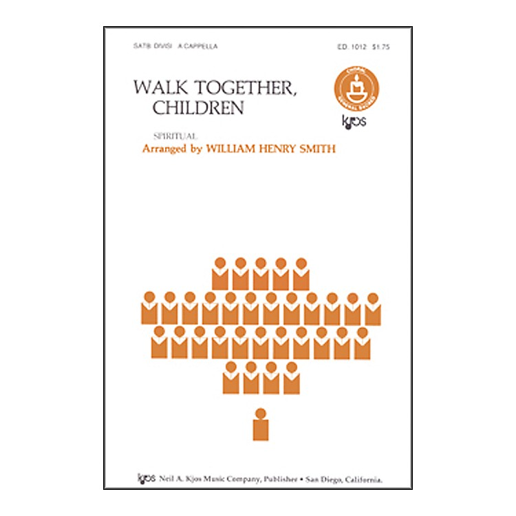 KJOS Walk Together Children
