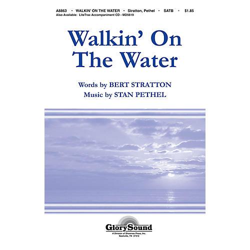 Hal Leonard Walkin' On The Water SATB
