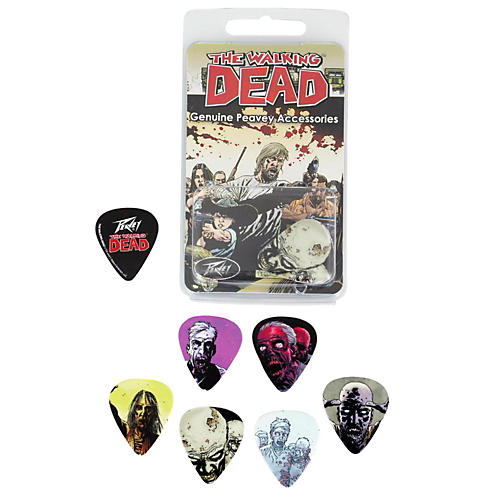 Peavey Walking Dead Characters Pick 12-Pack-thumbnail
