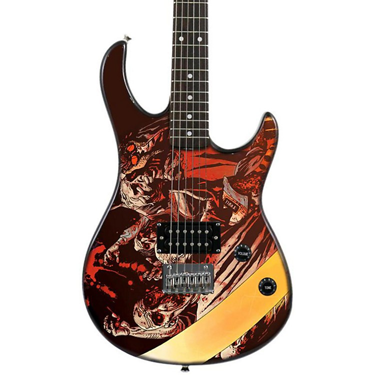 peavey walking dead rockmaster electric guitar dead zombies musician 39 s friend. Black Bedroom Furniture Sets. Home Design Ideas