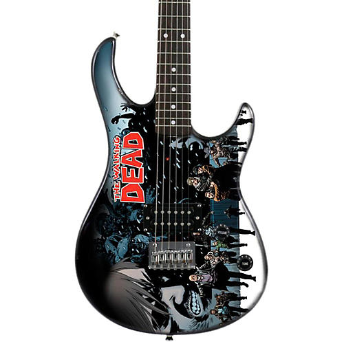 peavey walking dead rockmaster electric guitar omni v4 musician 39 s friend. Black Bedroom Furniture Sets. Home Design Ideas