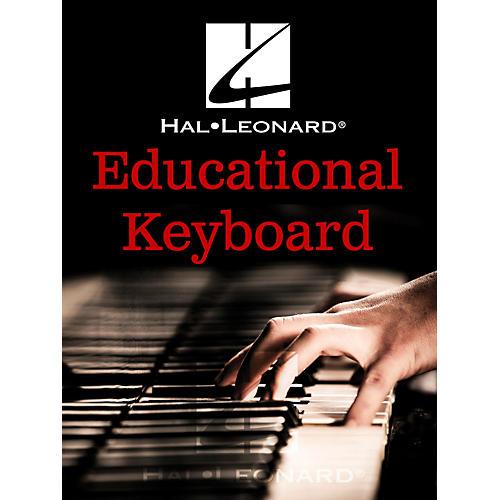 SCHAUM Walking Down Main Street Educational Piano Series Softcover