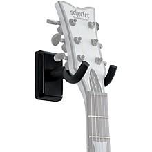 Gator Wall Mount Guitar Hanger Black