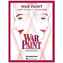 Hal Leonard War Paint Vocal Selections