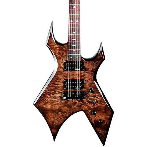 B.C. Rich Warlock Plus Electric Guitar Black Vapor