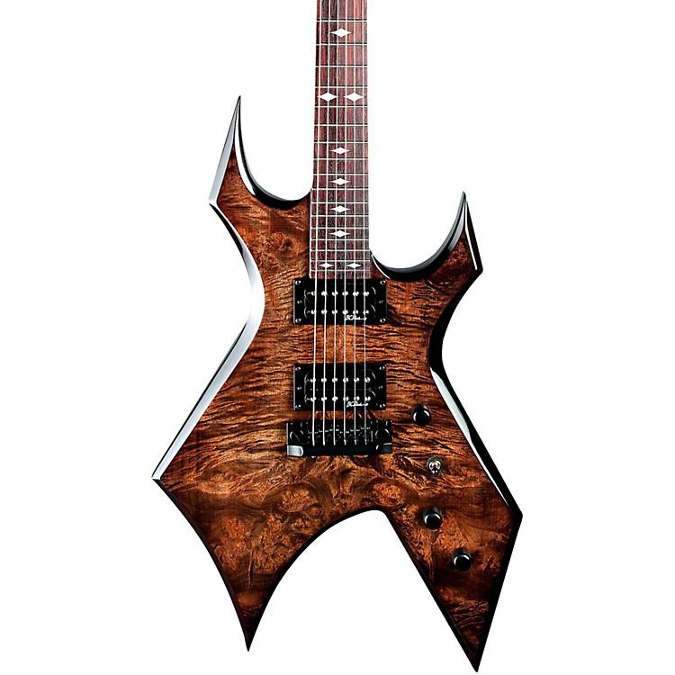 B.C. RichWarlock Plus Electric GuitarBlack Vapor
