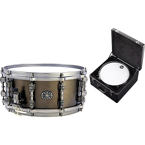 Tama Warlord Collection Praetorian Snare Drum with Case