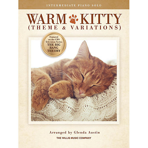 Willis Music Warm Kitty (Theme and Variations) (Inter Level) Willis Series