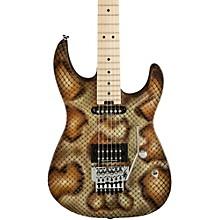 Open BoxCharvel Warren DeMartini Signature Snake Pro Mod Electric Guitar