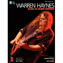 Cherry Lane Warren Haynes - Guide to Slide Guitar Book with CD