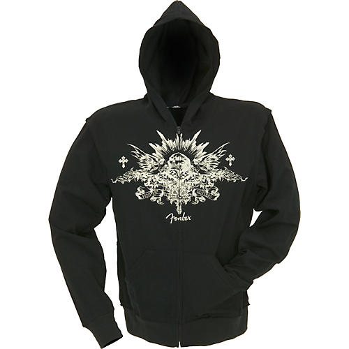 Fender Wasted Religion Zip Hoodie-thumbnail