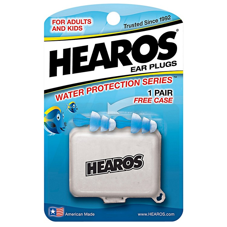 HearosWater Protection Ear Plugs
