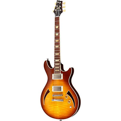 B3 Guitars Water Semi-Hollowbody Electric Guitar