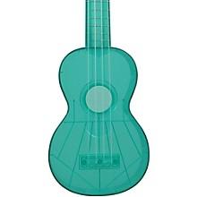 Kala Waterman Soprano Ukulele Fluorescent Blue