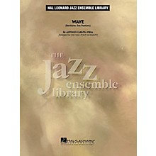 Hal Leonard Wave (Baritone Sax Feature) Jazz Band Level 4 Arranged by Michael Philip Mossman