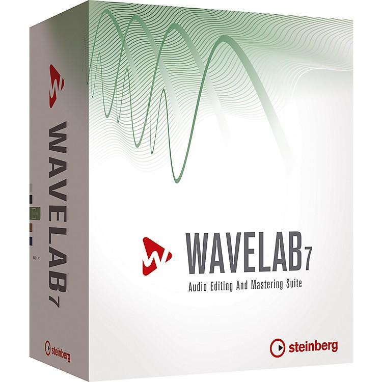 SteinbergWaveLab 7 Update from WaveLab 6