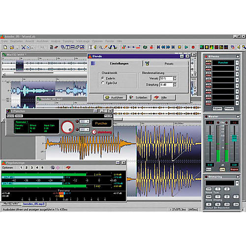 Steinberg WaveLab Competitive Upgrade 4.0-thumbnail