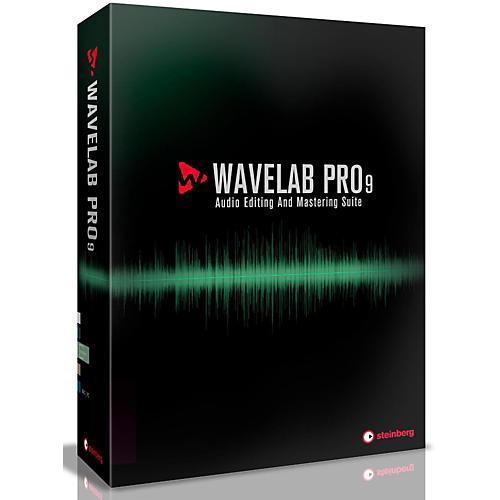 Steinberg WaveLab Pro 9 Update from WaveLab 7-thumbnail
