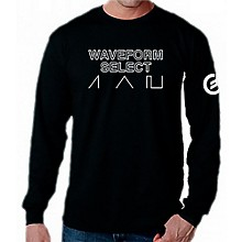 Moog Waveform Long Sleeve T-Shirt