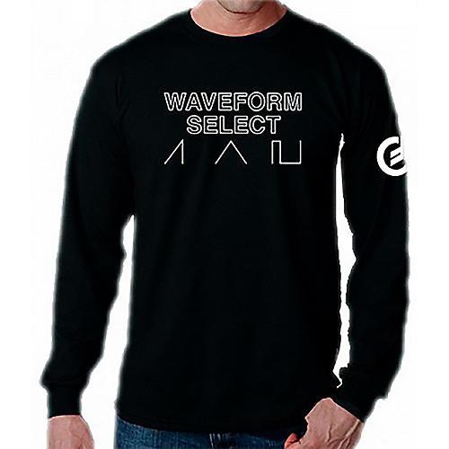 Moog Waveform Long Sleeve T-Shirt-thumbnail