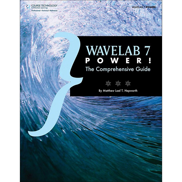 Cengage Learning Wavelab 7 Power Compr GD