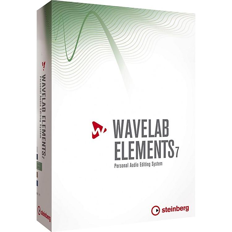 SteinbergWavelab Elements 7 Educational