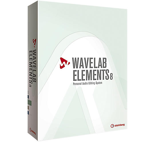 Steinberg Wavelab Elements 8 EDU