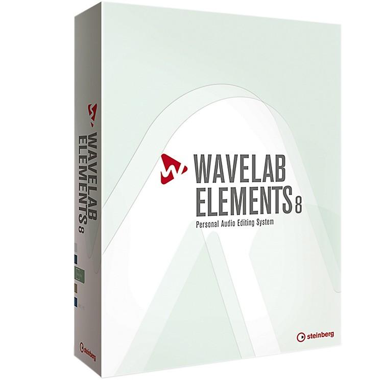 SteinbergWavelab Elements 8 EDU