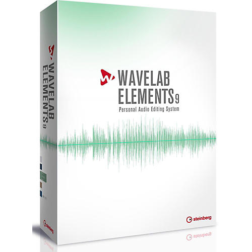 Steinberg Wavelab Elements 9 Update from Wavelab Elements 7