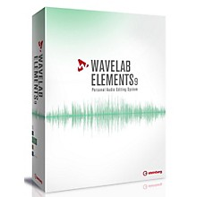 Steinberg Wavelab Elements 9 Upgrade from Wavelab LE 7/8/9