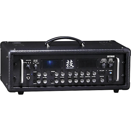 boss waza 150w guitar amp head musician 39 s friend. Black Bedroom Furniture Sets. Home Design Ideas