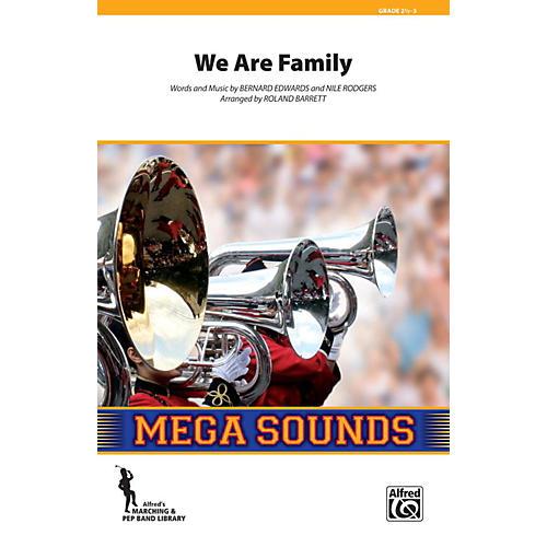 Alfred We Are Family Grade 3 (Medium)-thumbnail