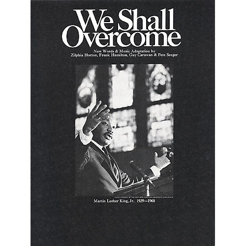 TRO ESSEX Music Group We Shall Overcome Richmond Music ¯ Sheet Music Series-thumbnail