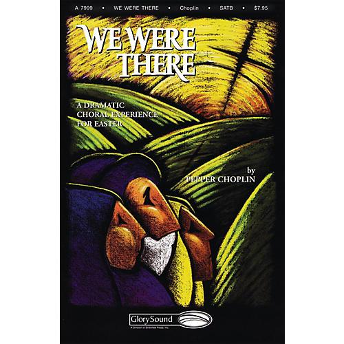 Shawnee Press We Were There Studiotrax CD Composed by Pepper Choplin