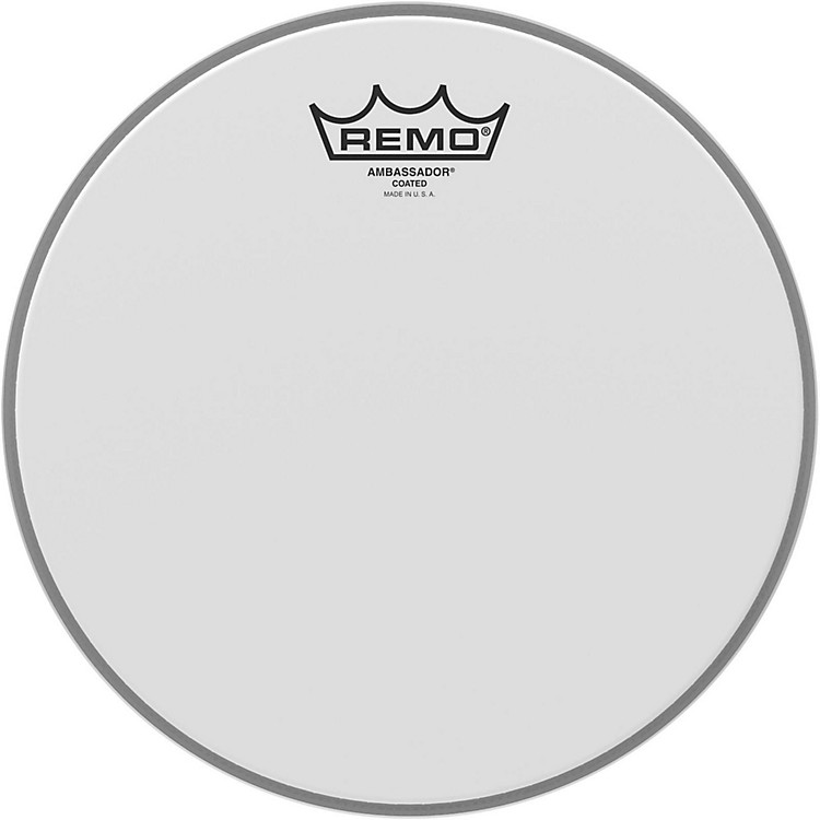 RemoWeather King Ambassador Coated Head10 Inches