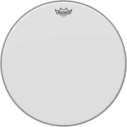 Remo Weather King Ambassador Coated Head  18 in.