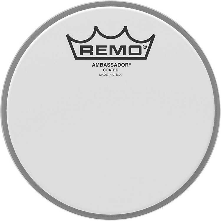 Remo Weather King Ambassador Coated Head  6 Inches