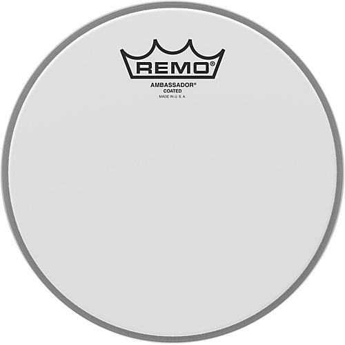 Remo Weather King Ambassador Coated Head  8 in.