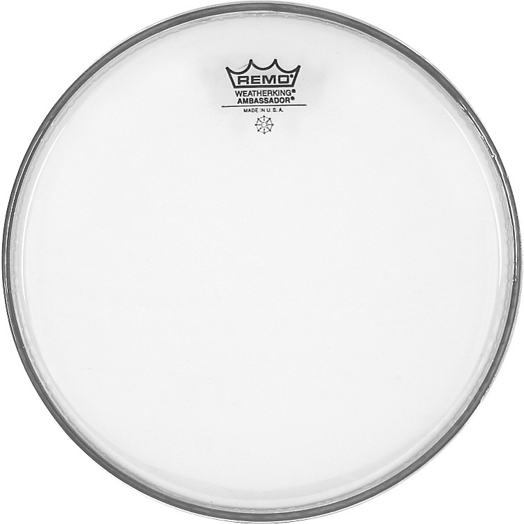RemoWeather King Clear Ambassador Head10 Inches