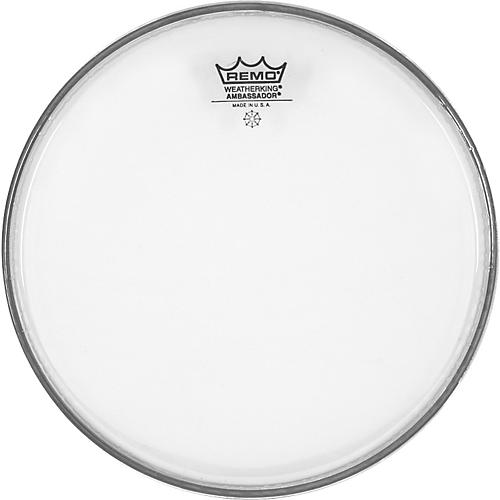 Remo Weather King Clear Ambassador Head  10 in.