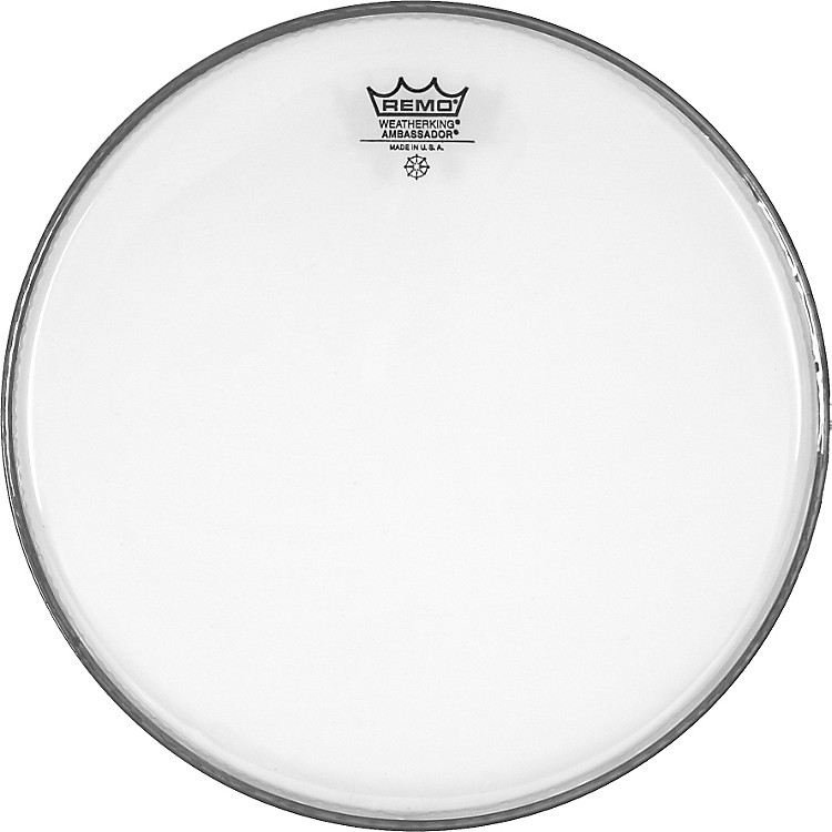 Remo Weather King Clear Ambassador Head  12 Inches