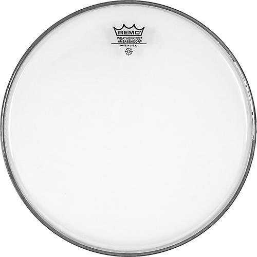 Remo Weather King Clear Ambassador Head  12 in.