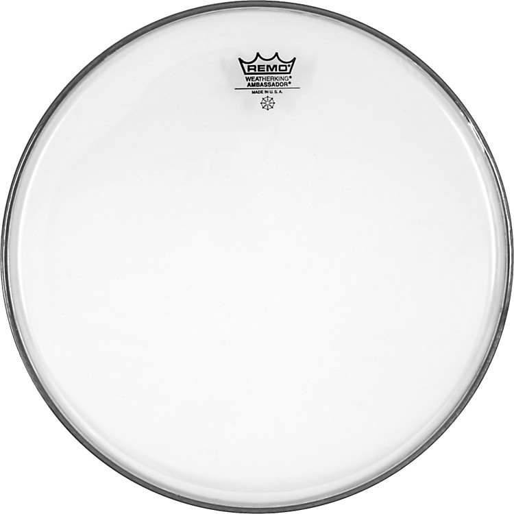 Remo Weather King Clear Ambassador Head  13 Inches